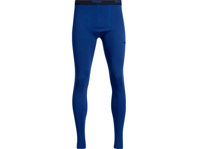 Bergans Akeleie Collant Homme, dark royal blue/navy